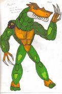 Gator-Croc