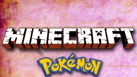 Minecraft Pokémon Mod! (Pokemobs)