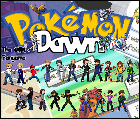 Pokemon Dawn