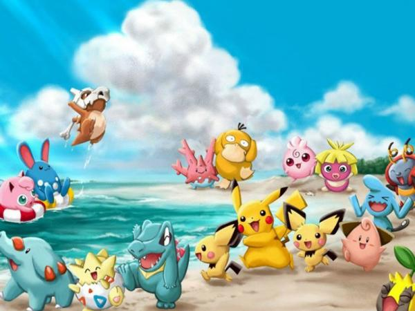 FileCute Pokemon Wallpaper 41600 450