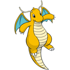 Pokemon Dragoran