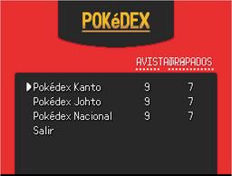 DexesPokedex