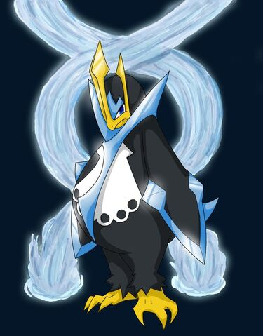 File:Empoleon by Lizzleby.jpg