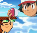 Crossover 31: Final Battle! Harold vs Ash!