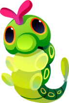 Caterpie 010 by kuitsuku-d8k4q8t