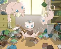 Mew boeken
