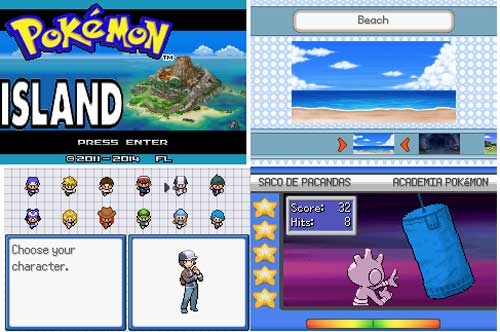 image pokemon island fan game jpg pokemonfanmadegameslist wikia