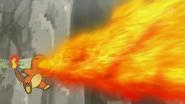 Trevor's Charmander Flamethrower