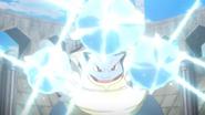 Seibold Mega Blastoise Hydro Pump