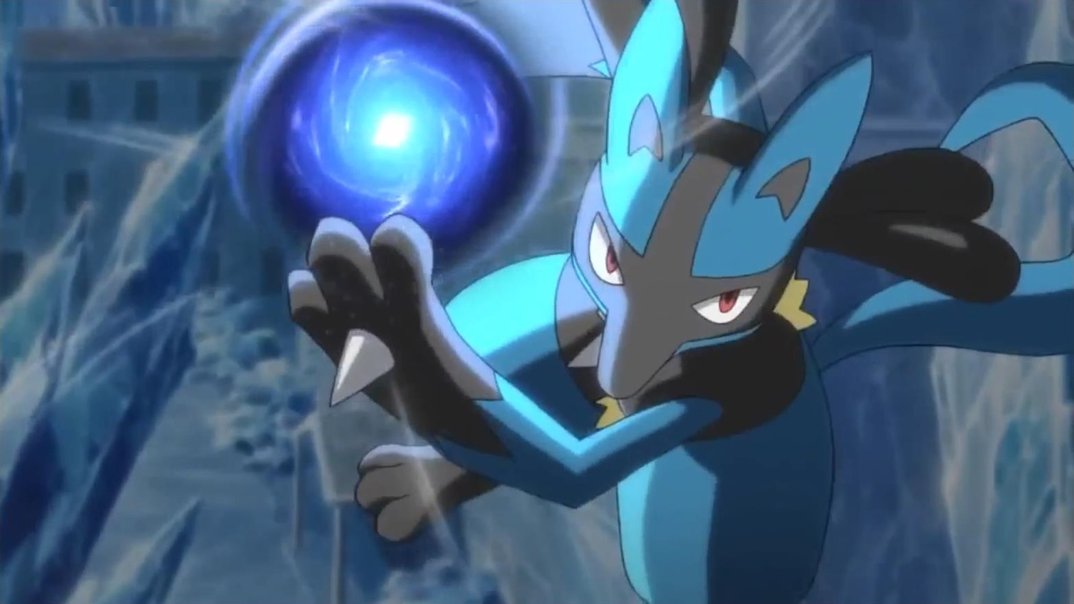 Henrys Lucario United Pokéfanon Fandom Powered By Wikia