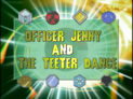Officer Jenny and the Teeter Dance