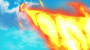 Ash Charmander M20 Flamethrower