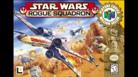 Star Wars Rogue Squadron Soundtrack - The Dark (Sequence)