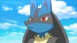 Aladdin Sages Lucario Pokéfanon Fandom Powered By Wikia