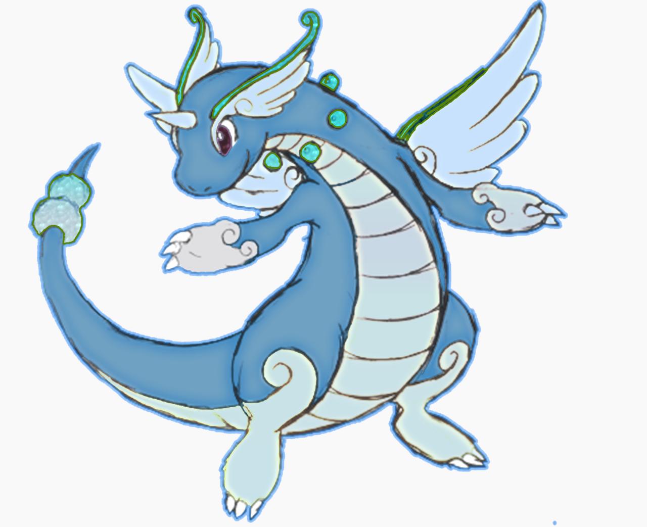Mega Dragonite Cocept | Pokémon Amino