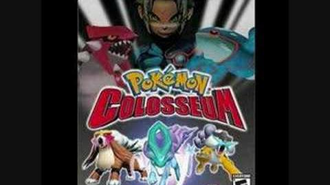 Pokemon Colosseum Soundtrack - The Under-0