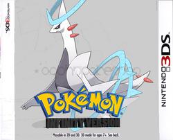 Pokémon Infinity Version Boxart