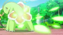 Soshinium Razor Leaf