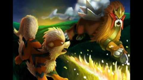 Pokemon G S C - Wild Pokemon Battle Remix