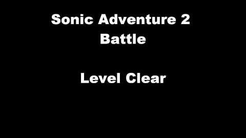 Sonic Adventure 2 Battle (Level Clear)