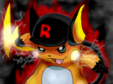 Team Rocket's Raichu, Rocket-Chu (Ricky)