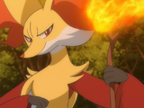 Delphox (Mystery Dungeon)