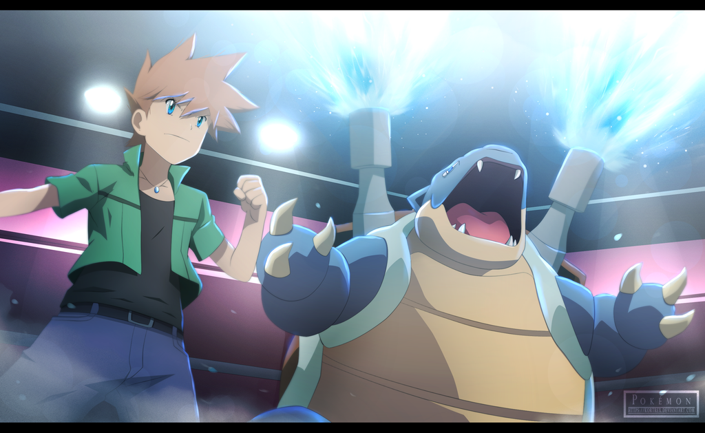image pokemon origins fighting the best commission by kortrex