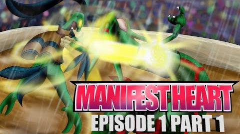 Manifest Heart - Episode 1 Part 1 - Fan-Made Pokémon Anime