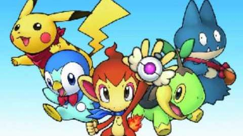 Pokemon Mystery Dungeon 2 The Time Gears