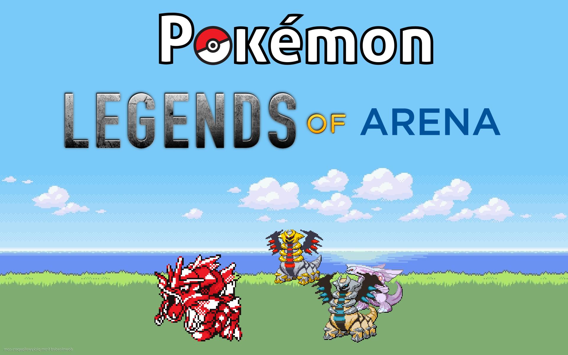 pokemon legends of arena