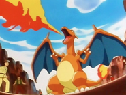 797px-Ash Charizard newly evolved