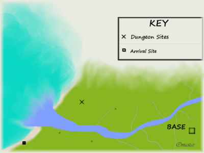 Reunion Map Two