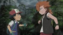 Ash and Cross