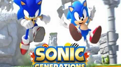 Sonic Generation Music OST - Metal Sonic (Stardust Speedway Bad Future American)
