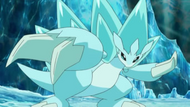 Alolan Sandslash anime