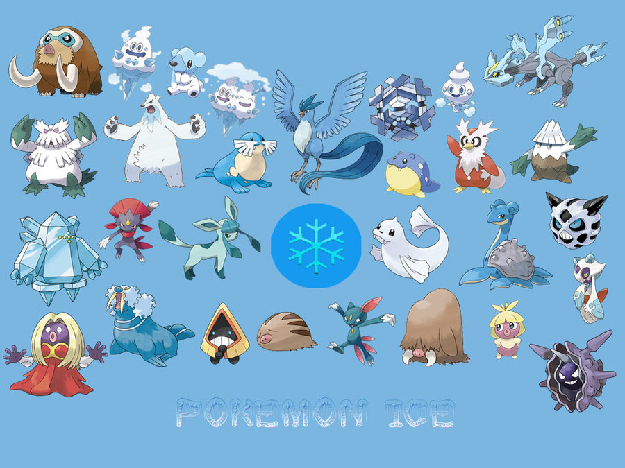 Ice bell showcase pokfanon fandom powered by wikia pokemon ice sciox Choice Image