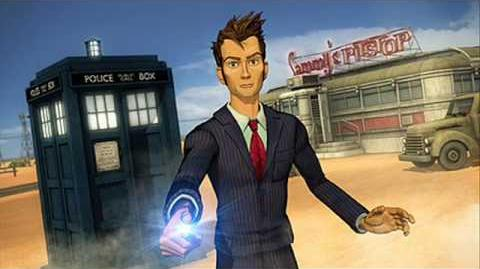 Tenth Doctor Action Theme