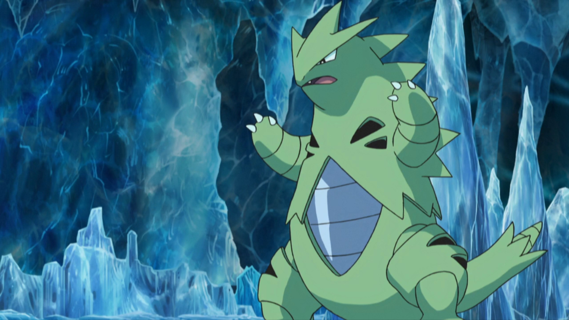 Image result for tyranitar