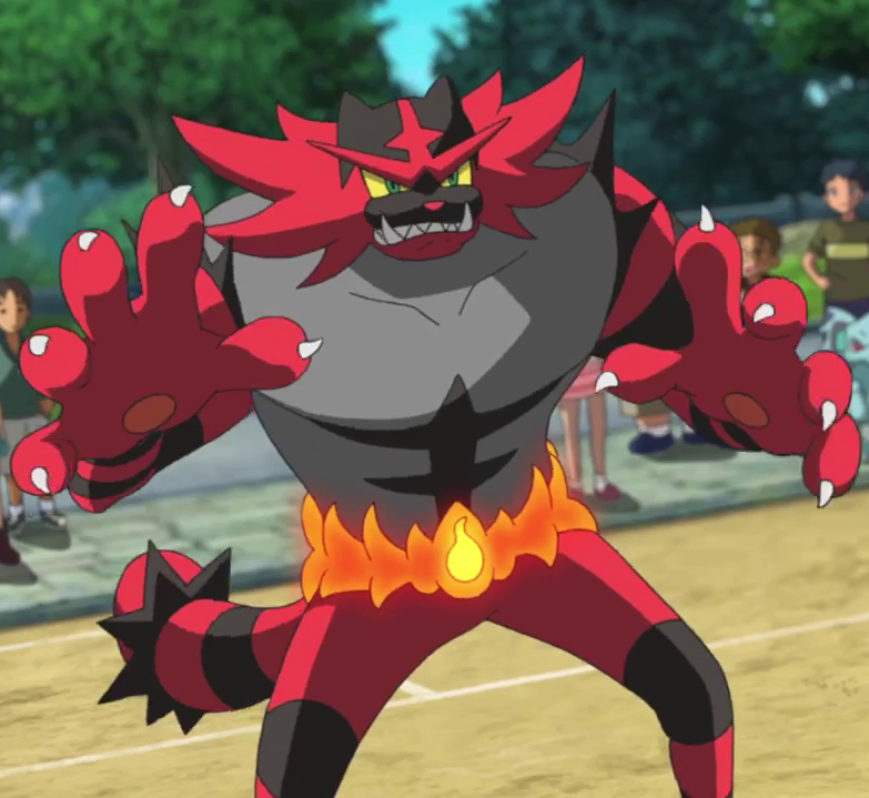 What The Best Nature For Incineroar