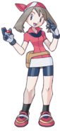 Ruby Sapphire May