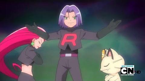 Pokémon BW - Team Rocket Motto