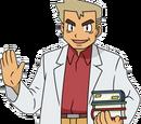 Professor Oak (anime)