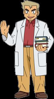 Professor Oak BW