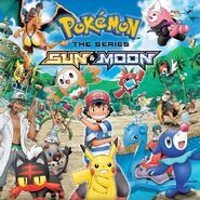 Pokémon the Series Sun Moon Google Play volume