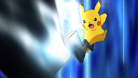 Ash Pikachu Iron Tail