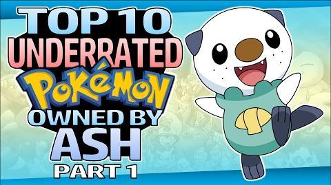 Top 10 Underrated Pokémon Owned by Ash Part 1 (Ft. JoyfulPains)