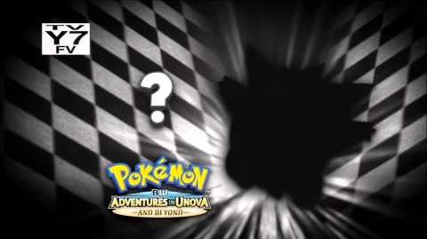 Episode 138 Pokemon B W Who's that Pokemon?