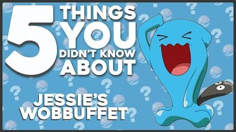 5 Facts You Probably Didn't Know About Jessie's Wobbuffet