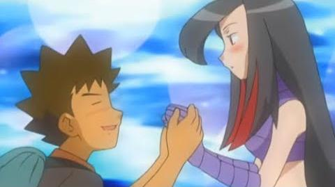 Pokemon - Brock and Lucy Moments! (October Brocktober) Pokemon Anime
