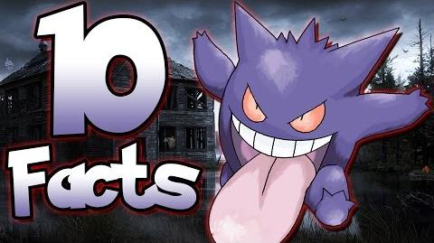 10 Facts About Gengar That You Probably Didn't Know! (10 Facts) Pokemon Facts